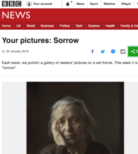 Sorrow - a BBC gallery