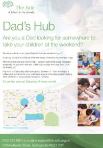basingstoke single dads' hub