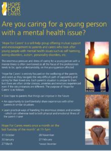 basingstoke hope for carers