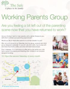 working parents group basingstoke